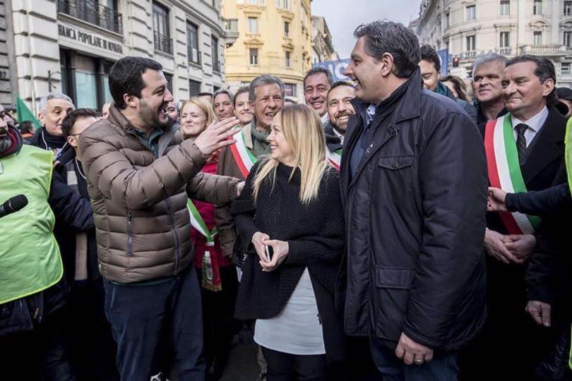 Meloni e Salvini: qual è la posizione dei sovranisti?